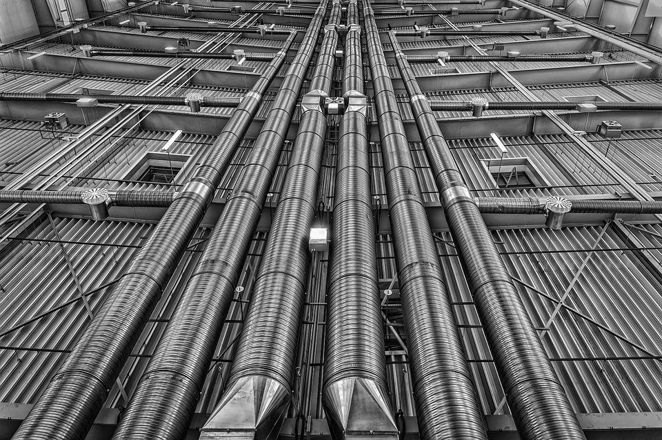 Ventilační potrubí