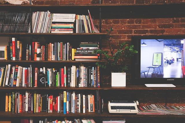 Knihy mají mít své místo