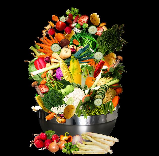 mísa ovoce a zeleniny